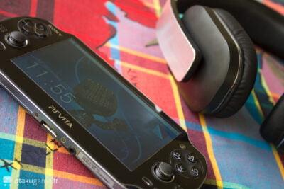 La compatibilit� � 100% avec la PS Vita est la grosse surprise de ce casque !