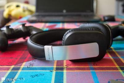 Au final, vous avez un casque polyvalent, utilisable sur vos consoles, téléphone, PC etc...
