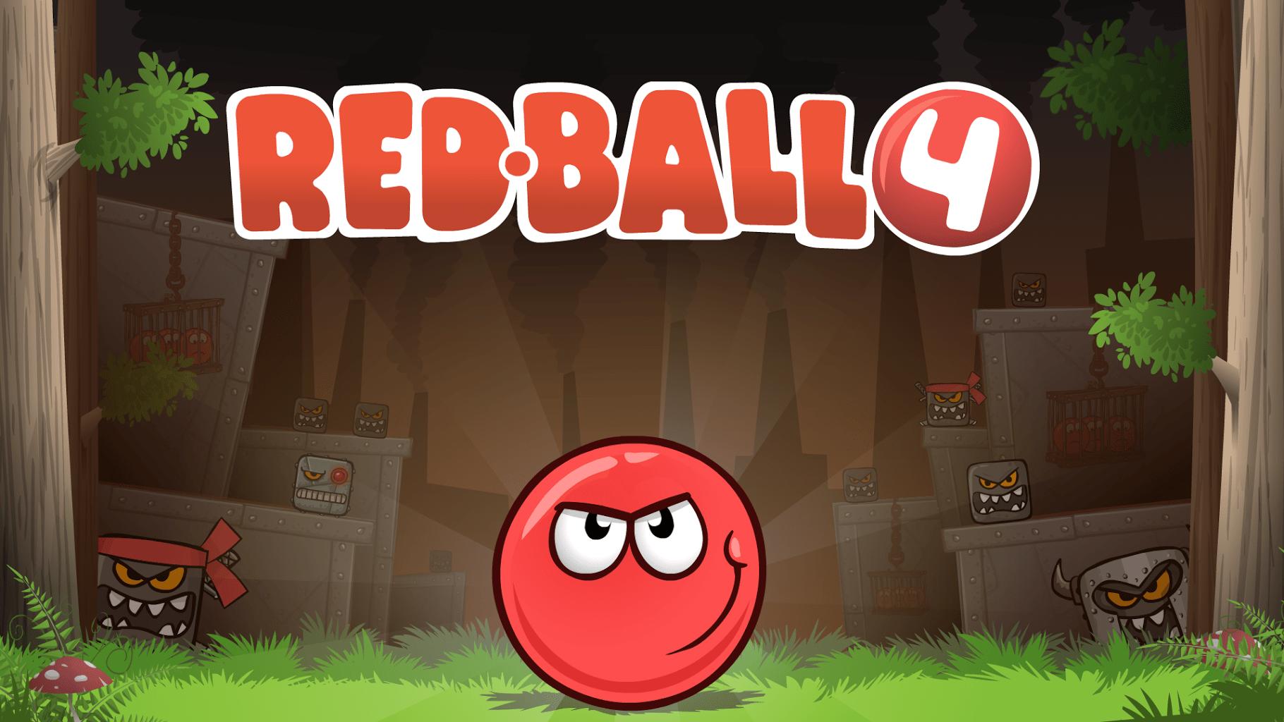 Red Ball 5 est la suite logique de Red Ball 4 :p !