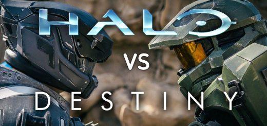 Cosplay : Halo vs Destiny… Dans la vraie vie !