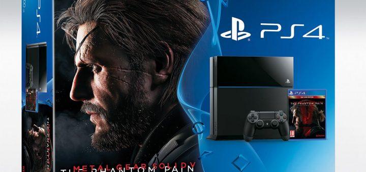 Metal Gear Solid V reste un des jeux majeurs de cette fin d'année sur PS4.