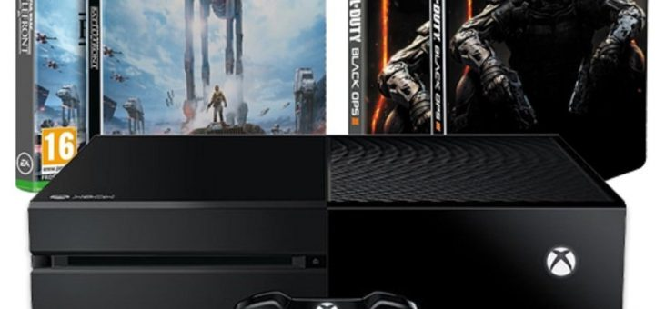 La Xbox One avec des steelbooks en édition limitée, ça vous dit ?