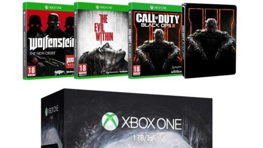 Nouveau Week End, nouvelle promo pour la Xbox One 1To !