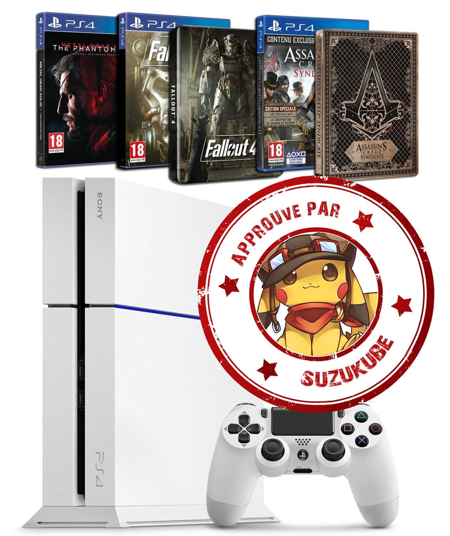 Ps4 neuve pas cher - Prix console ps3 occasion ...