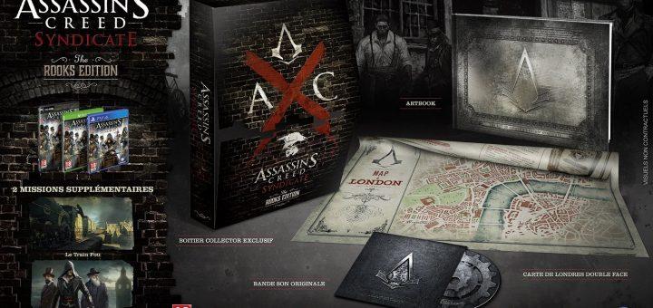 Un collector pas très complet, mais moins cher que le jeu vendu seul ;) !