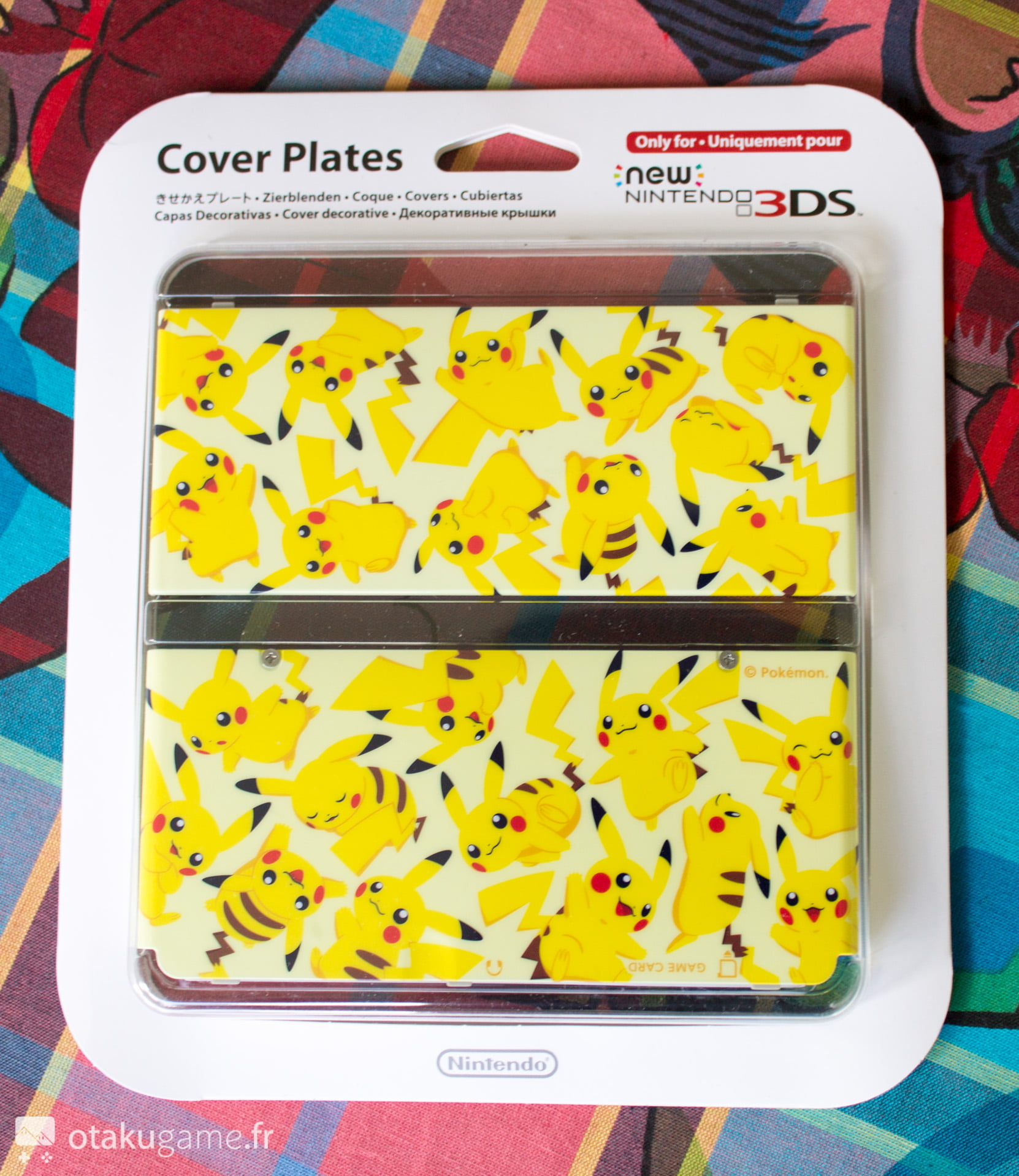 R ception les coques new 3ds kirby n 21 et pikachu n for Coque 3ds xl pokemon