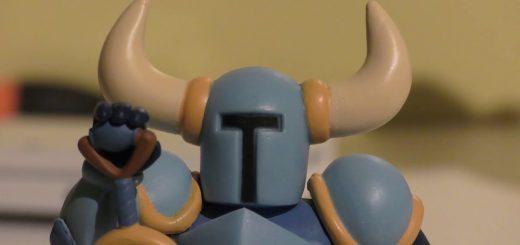 NintenDaan nous fait un déballage de l'Amiibo Shovel Knight !