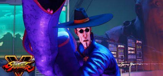 Street Fighter V : Présentation de FANG, un nouveau personnage