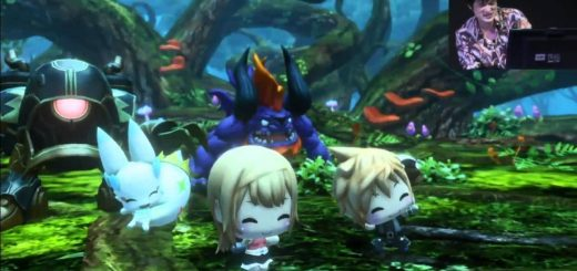 World of Final Fantasy dévoile 20 minutes de gameplay !