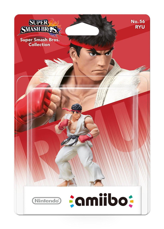L'Amiibo Ryu est assez inattendu il faut dire :) !