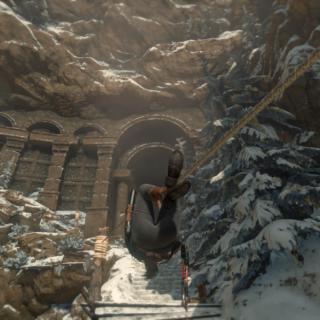 Baba Yaga Tomb Raider