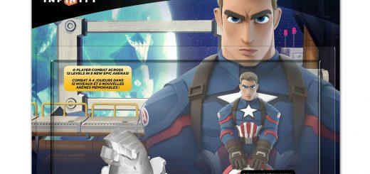 J'avoue. Captain America a vraiment une bonne bouille !
