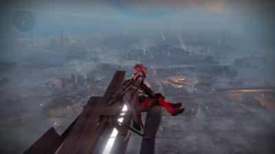 Mon spot préféré dans la cité de Destiny !