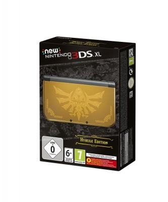 Le packaging de cette new 3DS édition Hyrule est semblabe à celui de la Majora's Mask !
