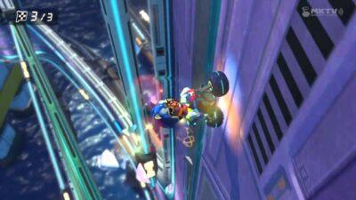 Mario Kart 8 est vraiment une licence qui a le vent en poupe, malgré son âge !