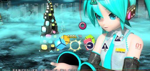 Hatsune Miku mieux modélisée que jamais grâce à la puissance de la PS4