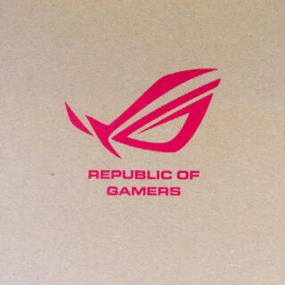 Le logo ASUS ROG