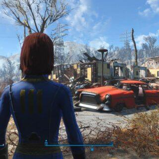 L'univers de Fallout 4 est juste IMMENSE !