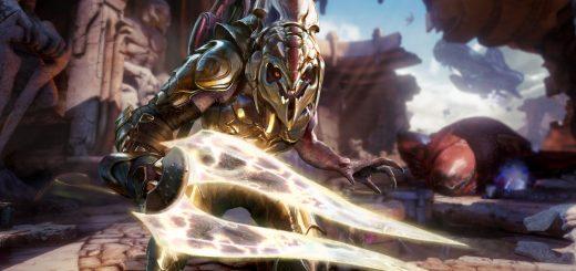 Killer Instinct S3 sur Xbox One : Présentation de l'Arbiter de Halo !