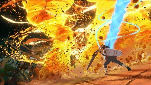 Graphiquement, ce Naruto Storm 4 est vraiment un petit chef d'oeuvre !
