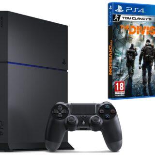 Promo sur la PS4 1To + Le jeu The Division