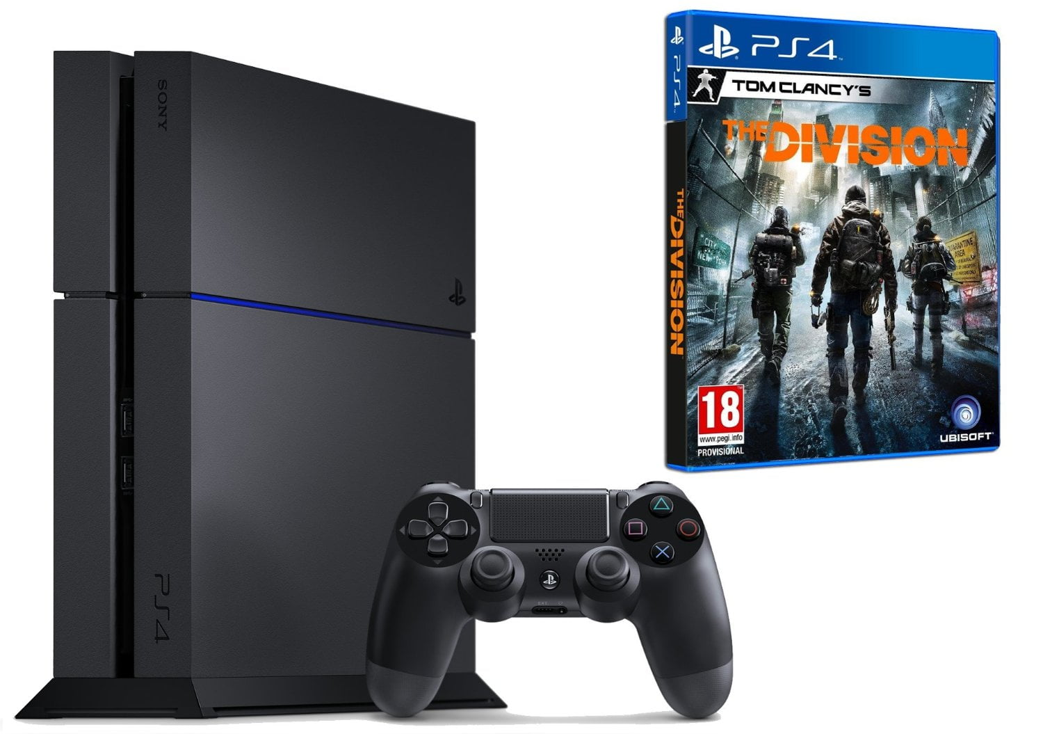 promo le pack ps4 1to the division 399. Black Bedroom Furniture Sets. Home Design Ideas