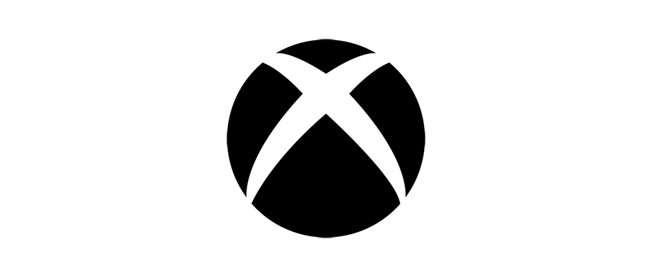 black xbox 360 logo png - photo #6