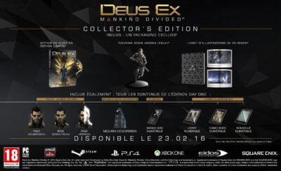 Un pack collector comme on aime les voirs... Mais c'est du Square Enix, on en attend pas moins d'eux !