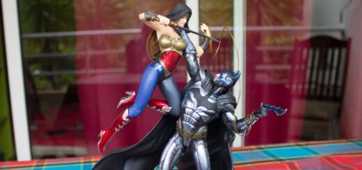 Wonder Woman vs Batman : C'est Wonder Woman qui gagne, non ?