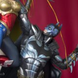 La Figurine Wonder Woman vs Batman de l'édition collector d'Injustice !
