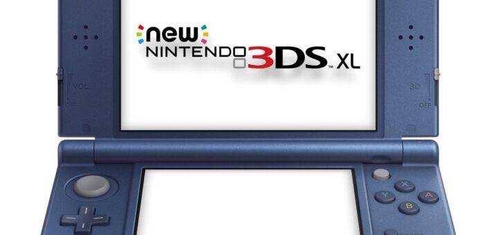 La new 3DS XL apporte une meilleure 3D et un microstick droit analogique ;) !