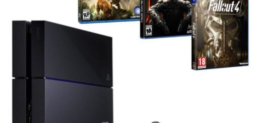 Un super pack PS4 en promotion