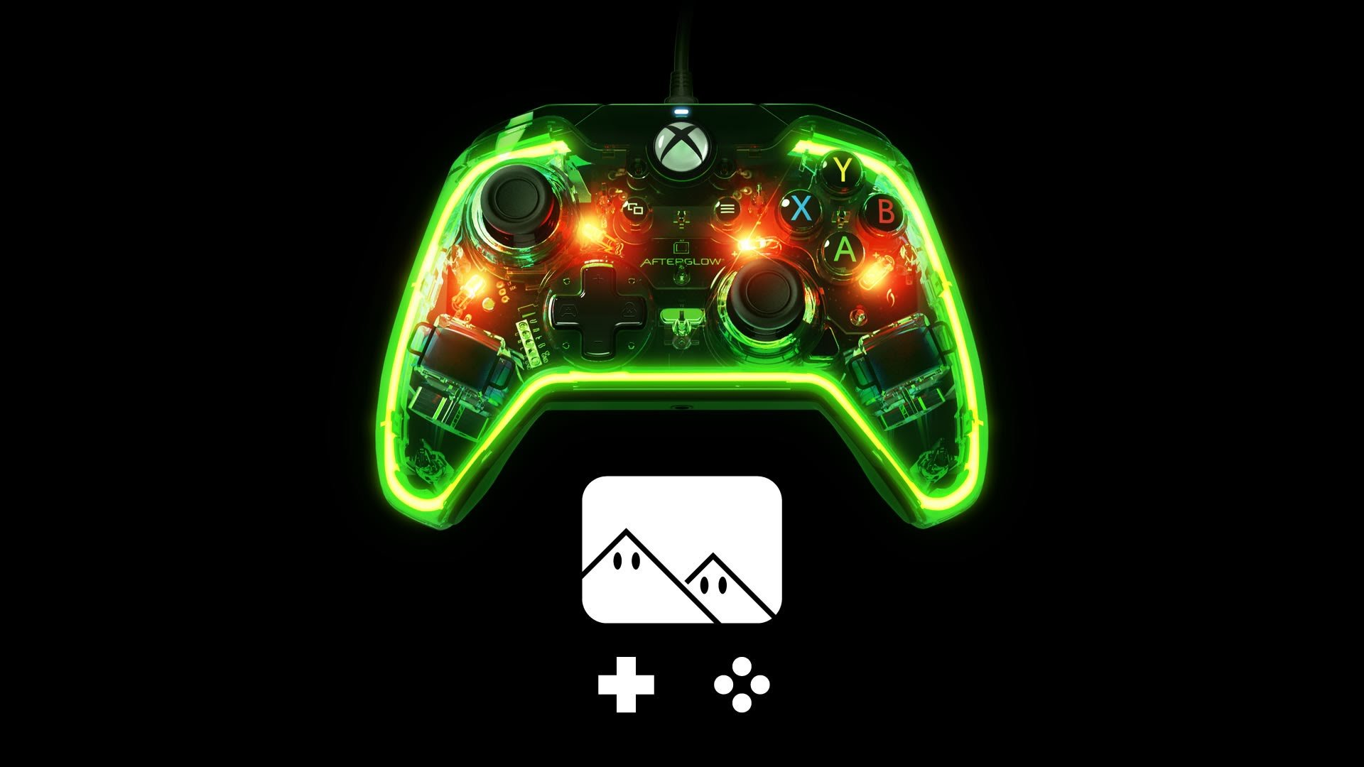 unboxing la manette xbox one pdp afterglow manette prismatic xbox one. Black Bedroom Furniture Sets. Home Design Ideas