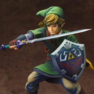 Avouez que cette figurine de Link transpire la classe !