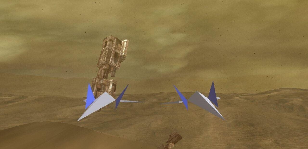 Oui, je trolle, mais je vous promet que je n'ai pas trafiqué cette image de Star Fox Zero !