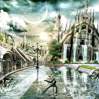 Bayonetta 2 dispose d'une direction artistique remarquable !