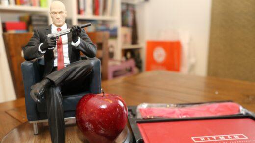 Le figurine de l'agent 47 est énorme !