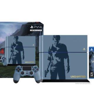 La PS4 dans son édition collector n'est pas en promotion, mais elle transpire la classe !