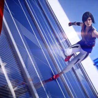 Mirror Edge : Son trailer de lancement est disponible… 2 semaines avant son lancement.