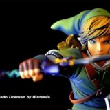 Une impressionnante figurine Zelda : Skyward Sword chez Good Smile !