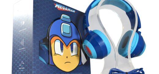 Casque Megaman