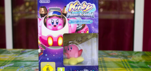 Le nouvel Amiibo Kirby de la collection Kirby !