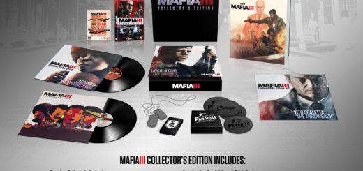Mafia III édition collector