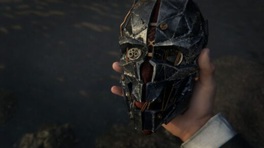 Dishonored 2, voici le masque de Corvo...