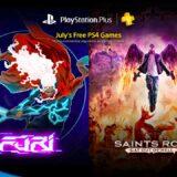 Bon plan : Les jeux Playstation Plus du mois de juillet !