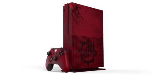 Ah, j'aimerais tellement que la Xbox One S édition collector Gears 4 soit en promotion :( !