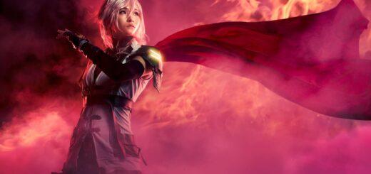 Une mise en scène incroyable pour un cosplay de Lightning plus vrai que nature !
