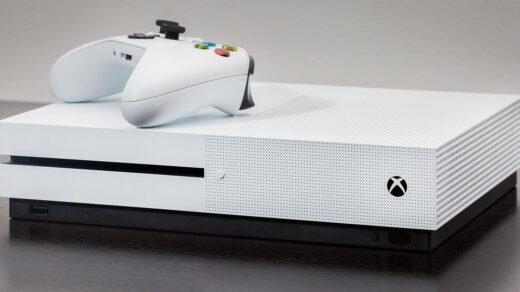 La Xbox One S est vraiment réussie niveau design.