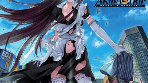 Je vais enfin pouvoir jouer à Akiba's Trip : Undead & Undressed