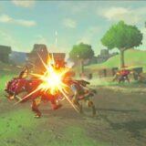 3 vidéos très fluides de Zelda : Breathe of The Wind sont apparues… Version NX ?